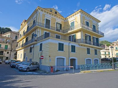 Photo for Appartamento Mariuccia C: A bright apartment situated at a short distance from the beach, with Free WI-FI.