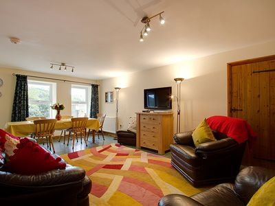 Photo for Old Travellers' Rest, Stunning Renovation for 5, peaceful Duddon Valley, Cumbria