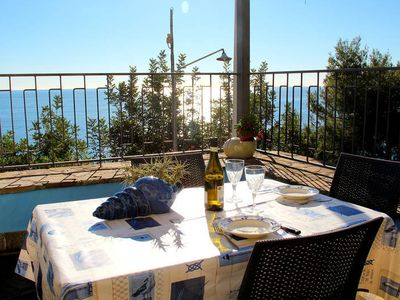 Photo for Apartment Casa de Bacilotti  in Cervo, Liguria: Riviera Ponente - 6 persons, 2 bedrooms