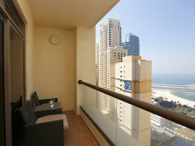 Photo for 2 Bed Apartment in JBR