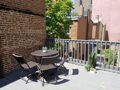 Photo for CITY CENTER!!! - GORGEOUS Apartment with Deck