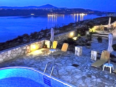 Photo for Villa Seascape,Private Pool,all day Panoramic View !