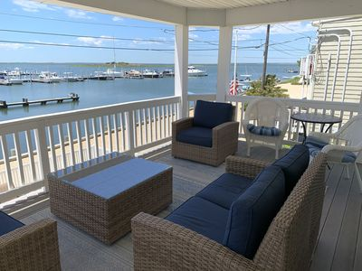 Photo for Beach Haven 4 Bedroom with Awesome Views near Beach and Center of Town