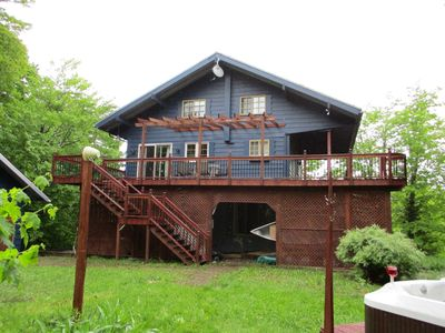 Photo for 3BR House Vacation Rental in Saint-Adolphe-d'Howard, QC