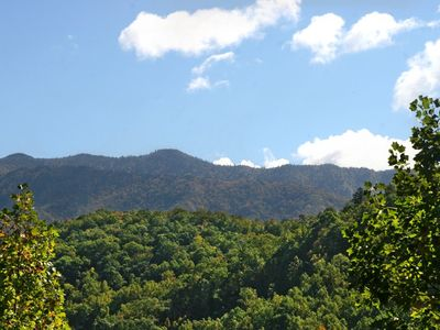 "Photo for YOUR HOME IN THE SMOKIES, ""A PIECE OF PARADISE""!"