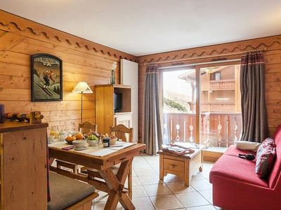 Photo for Résidence Pierre & Vacances Premium Les Alpages de Reberty *** - 2 Room Apartment 6 People Standard Cabin
