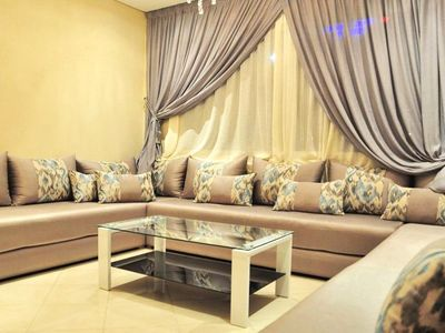Photo for Amwaj is an upscale holiday residence located in the center of Agadir,