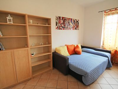 Photo for Apartment in the center of Santo Stefano di Magra with Parking, Balcony, Washing machine (322794)