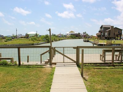 Photo for GREAT FISHING AND BOATING, UNDERWATER GREEN LIGHTS, CLOSE TO COPANO BAY!