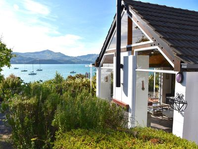 Photo for Anchor in Akaroa - Akaroa Holiday Home