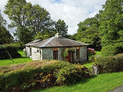 Photo for Small gate lodge on quiet cul-de-sac road ¼ mile from the eastern shore of Lough Mask renowned…