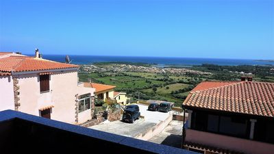Photo for Stone house Mare panoramic sea view