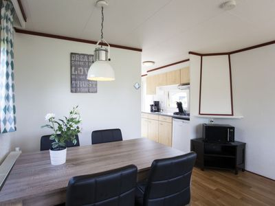Photo for Vacation home Recreatiepark De Woudhoeve in Egmond aan den Hoef - 5 persons, 2 bedrooms
