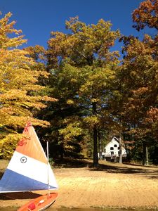 Photo for Fall Special(350 per night)- Beagle Beach + Hot Tub + Pontoon rental available