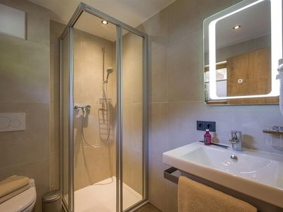 Photo for Double room, shower, toilet - House Panorama