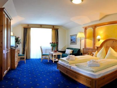 Photo for Double room comfort, 37m², shower or bath, WC - Lürzerhof, wellness and spa hotel