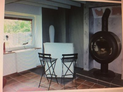 Photo for Large farmhouse in the countryside, between Rennes and Vannes