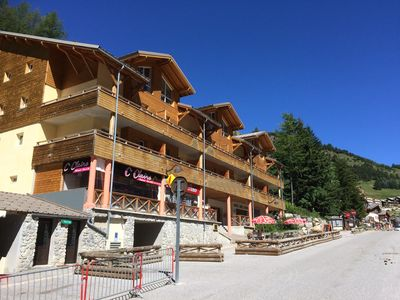 Photo for Apartment Vacation Rental in La Foux d'Allos