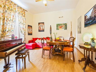 Photo for Apartment 959 m from the center of Rome with Internet, Lift (369119)