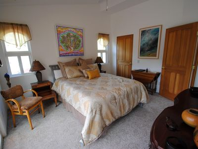 Photo for Two Beautiful Bedrooms & Private Patio with Morning Coffee & Tea Service