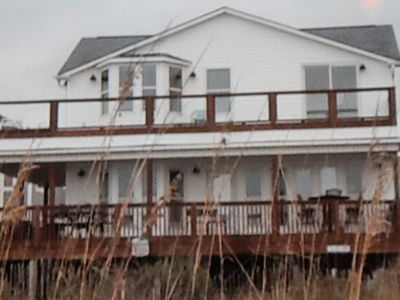 Photo for DISCOUNTED 6/6-6/13 DIRECT OCEANFRONT!! SEE THE BEACH FROM EVERY ROOM 5BR/4BATH