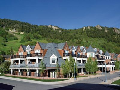 Photo for Hyatt Grand Aspen, A Hyatt Residence Club Resort AVAILABLE JUNE 1-8, 2019
