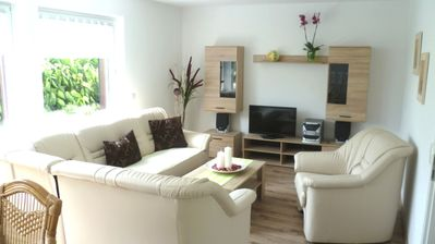 Photo for Relaxing holidays in the Harz - Modern holiday home for 6 persons!