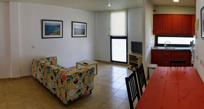 Photo for Modern 3 room flat at Playa San Juan on ground floor