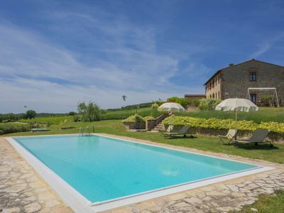 Photo for Vacation home Vanessa in Castelnuovo Berardenga - 6 persons, 2 bedrooms