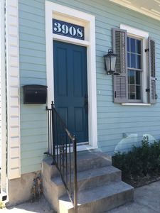 Photo for Great Central Location For All Your NOLA Fun. Large 2 Bd Right Of Magazine St.