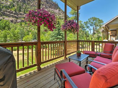 Photo for Updated Home w/Mtn Views 1 Block to Downtown Ouray