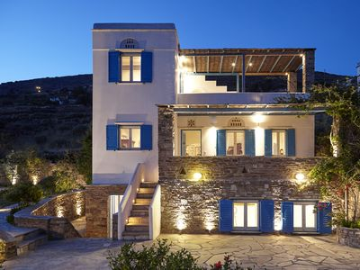 Photo for Stylish and traditional cycladic house