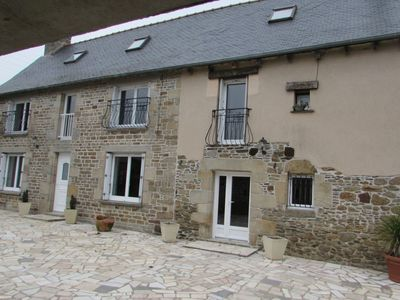 Photo for At a moment's notice Traditional Breton House 8 pers