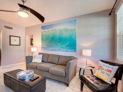 Photo for Breathtaking condo for FUN IN THE SUN BY THE BEACH