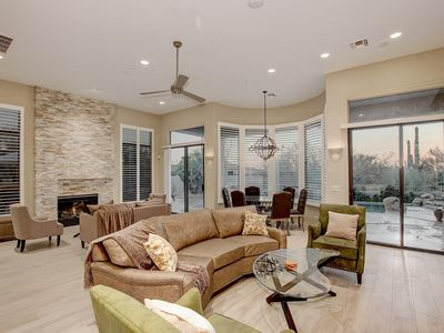 Photo for Peaceful Golf Retreat In North Scottsdale