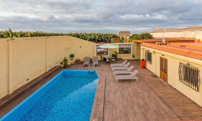 Photo for Villa with private garden pool by Lightbooking