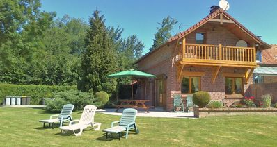 "Photo for Charming cottage ""La Bergerie"" **** your holiday between sea and countryside .."