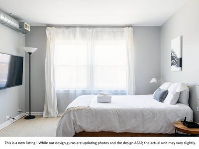 Photo for Steps to Shops, Eats | Easy Access + W&D | Zencity