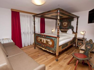 Photo for Family suite, bath, toilet, 2 bedrooms - Alpengasthof Lämmerhof