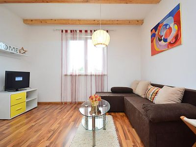 Photo for One bedroom apartment with terrace Kapelica (Labin)