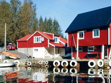 Vacation home Brandasund  in Rubbestadneset, Southern Fjord Norway - 6 persons, 3 bedrooms