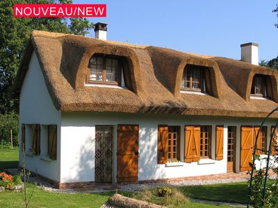 Photo for Flora Navy, Lovely cottage 330 m from the sea and 6 km of Etretat!
