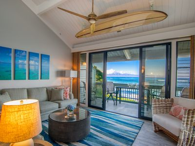 Photo for Breathtaking Transformation!  Luxury 3-BR Oceanfront Condo