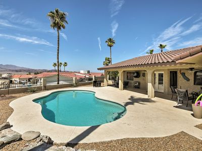 Photo for Amazing Lake Havasu Home w/Pool-Mins to Lake &Town