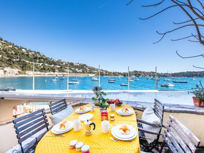 Photo for QUAI DES MARINIERES AP2015 by RIVIERA HOLIDAY HOME - Apartment for 6 people in Villefranche-sur-Mer