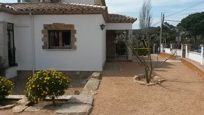 Photo for Villa Felicidad Calonge, in a quiet location with sea view and view of the mountains.