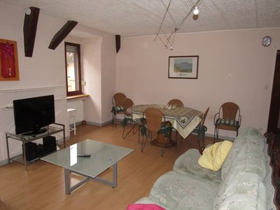 Photo for Spacious apartment in the historic center of Colmar, 7 people