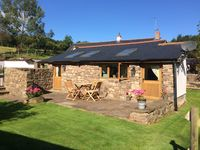 The property is lovely and cosy, very well equiped and perfect for a relaxing break.