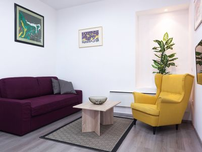 Photo for 2BR Apartment Vacation Rental in Zagreb, City of Zagreb