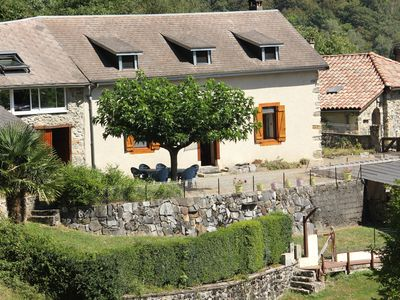 Photo for 3BR Cottage Vacation Rental in Sengouagnet, Occitanie